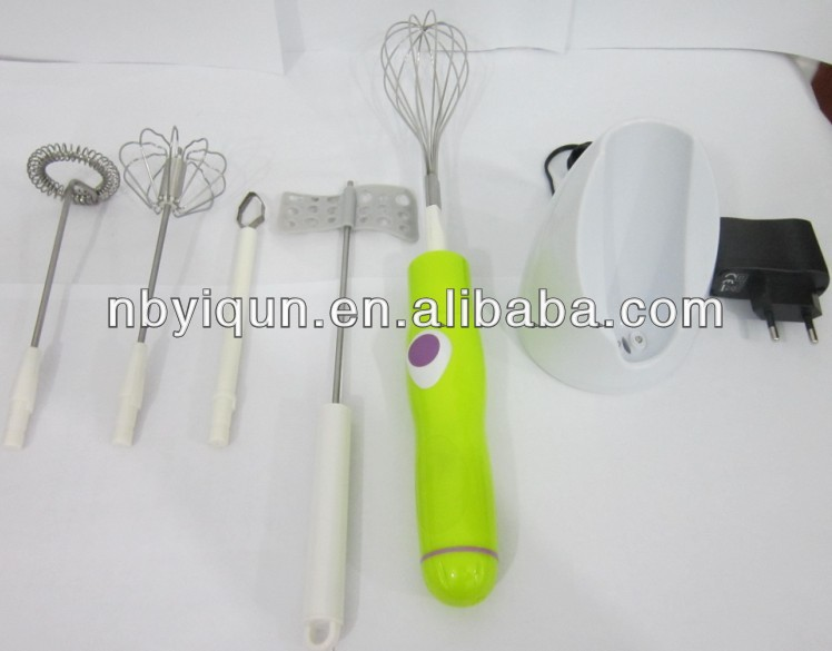 electric egg Beater Whisk Reamer set
