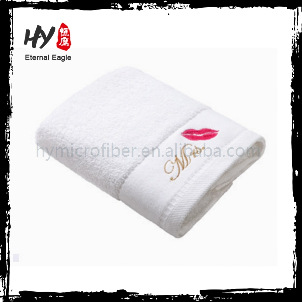 Professional face towel personalized made in China