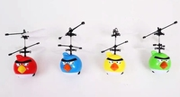 Toy new visual of RC happy of bird helicopter toy RC flying birds helicopter mini airplane toys