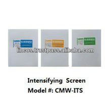 X-Ray Intensifying Screen Item #:CMW-ITS
