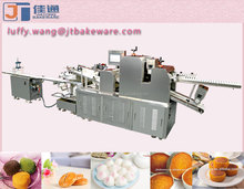 french bread baking equipment/soft biscuit making machine