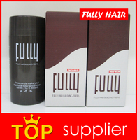 China factory black keratin hair building fibers to creat your own brand