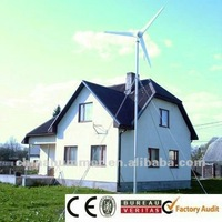 domestic wind generator 2000W to sell excess electricity