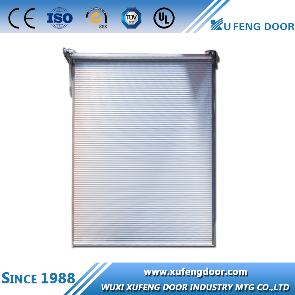 High speed vertical steel roller/rolling shutter door for sale