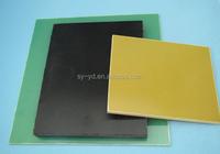 Epoxy glass Fiber Reinforce FR4 plastic Sheet china supplier