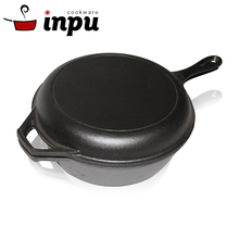 Reasonable Price Traditional Kitchenware Enamel Casserole Cookware