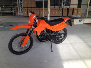 EEC 125cc chinese motorcycle off road