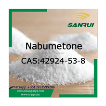 Hot sale and low price for Nabumetone, cas 42924-53-8 Nabumetone
