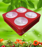 red blue hydroponic growing systems 300w led grow light panel for plants