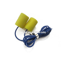 006 PU Industrial Ear Plugs with string