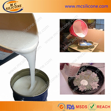 Pourable Soft Mold Making RTV Silicone Rubber