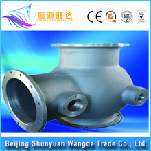 Chinese Factory Custom Precisely stir casting Container Corner Casting