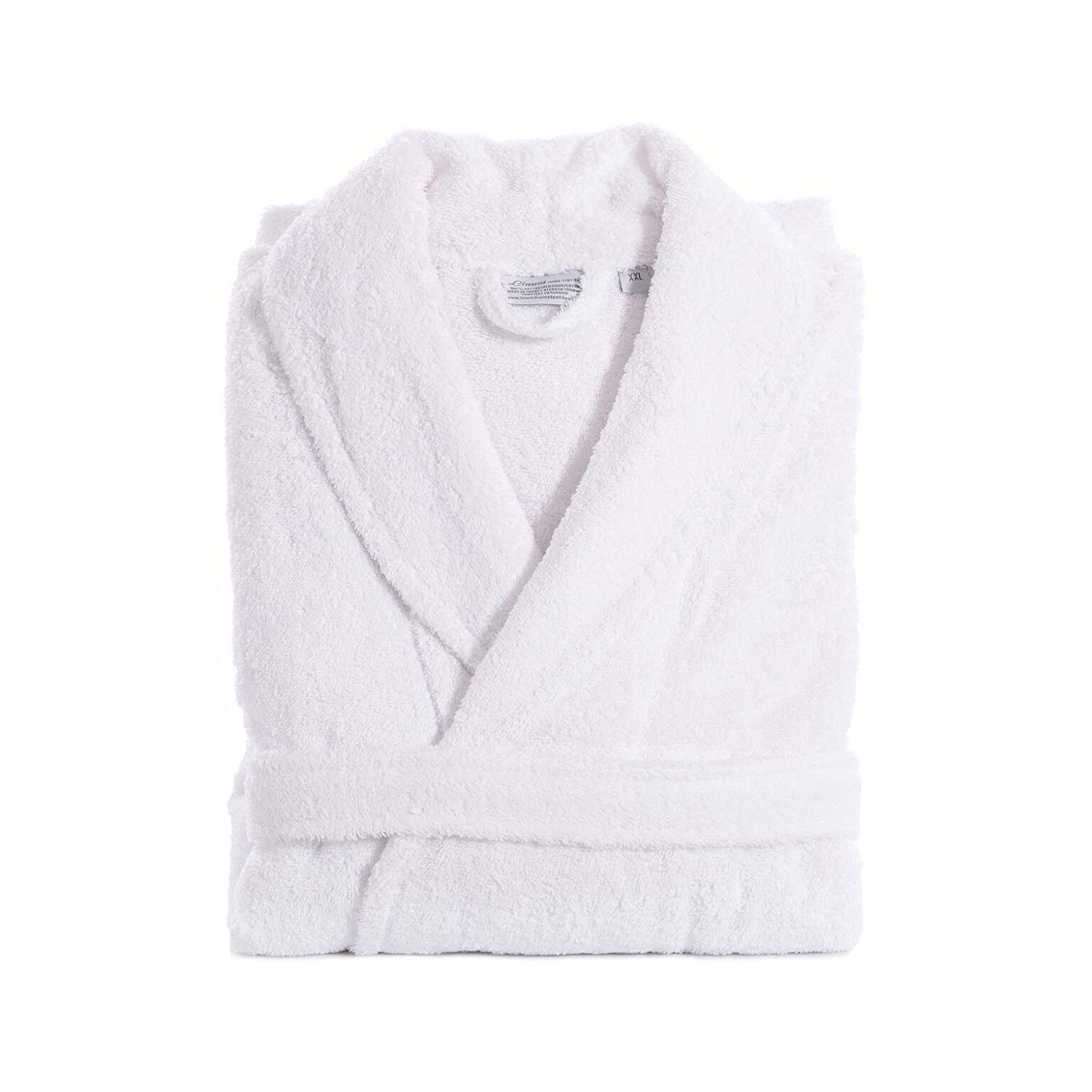 Unisex Terry Cloth Bathrobe