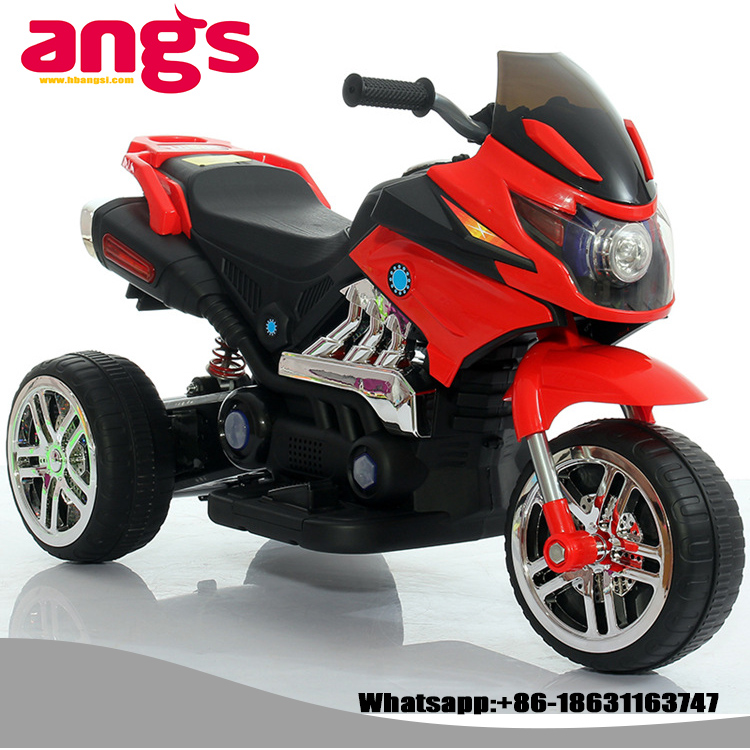 Battery kid electric motorcycle Baby ride on electric motorcycle