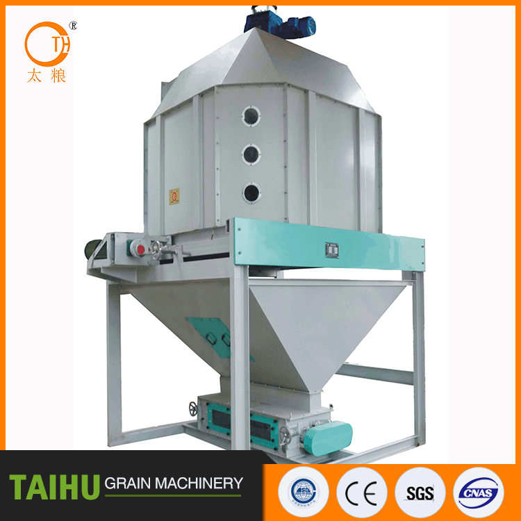 Factory price top flow cooler Hot Selling Capacity 5-25 t/h for Industrial mass production