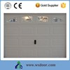 Finger protect type garage doors cheap garage doors and rubber seals for garage door