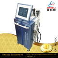 vertical LS650 cavitation slimming double vacuum lipo laser liposunction machine