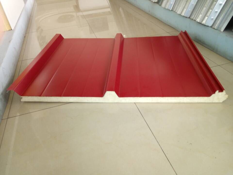 Factory cheap steel PU sandwich panel/Poly Urethane panel sandwich