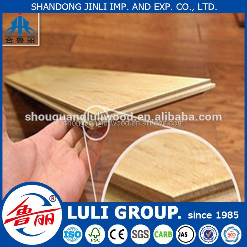 solid wood floor from manufacturer