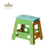 Hot sale folding stacking small plastic stools