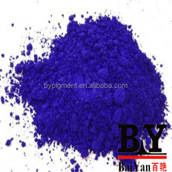 organic Phthalocyanine Pigment Blue 15:3 for solvent base paint usage