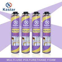 Polyurethane Foam sealant PVC cables Duct,PU Foam for cables duct