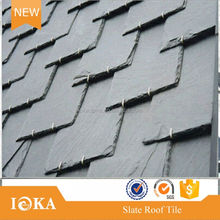 black roof slate shangle tiles