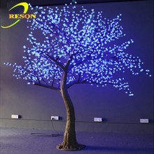 Most popular items christmas led flower tree light blossom lights