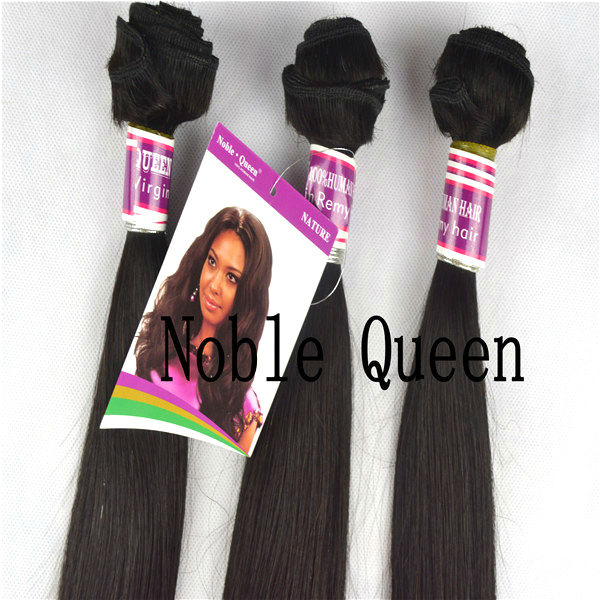 Peruvian Virgin Remy Hair 5A Grade Hot Beauty Hair Noble Queen Rosas Hair Products