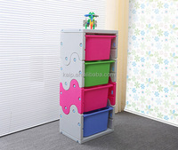 2015 new design plastic drawer storage tool box for screw