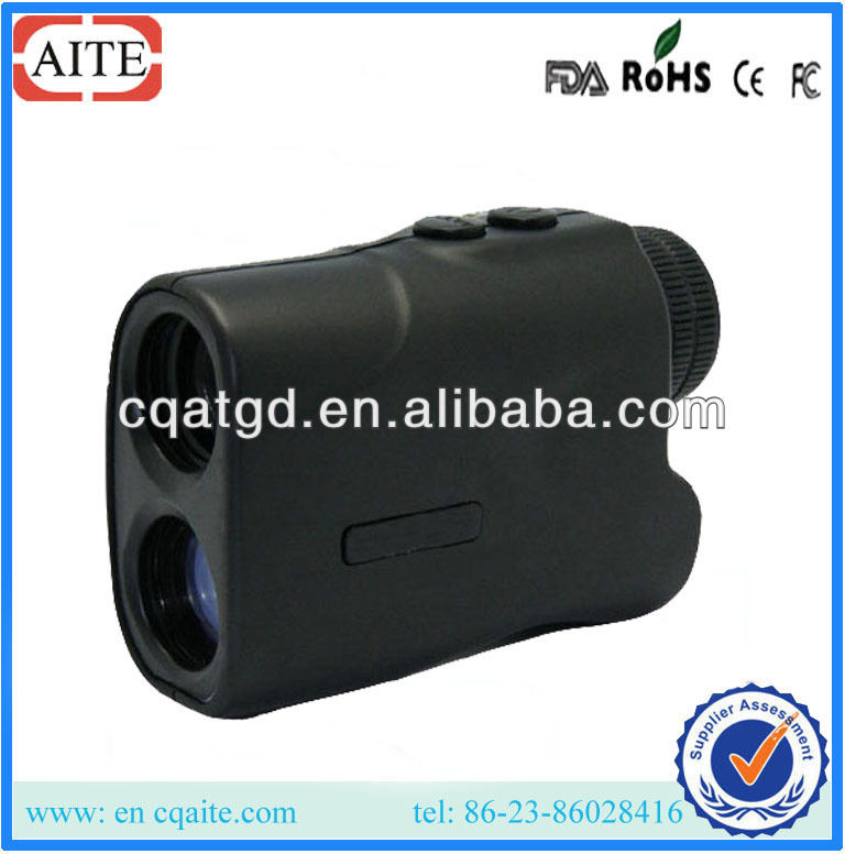 Mini Outdoor Laser Range Finder and Angle Detector