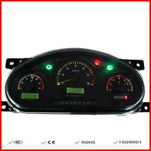 combination electric meter ,digital lcd instrument cluster