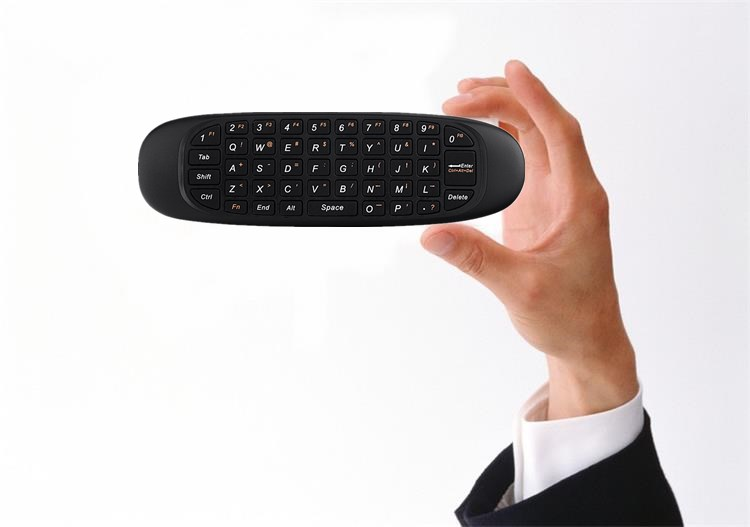 Factory Price G64A 2.4GHz Wireless Remote Control and keyboard air mouse