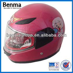 Kids Plastic Motorcycle Helmet,Motorcycle Kids Safty Helmet Factory Wholesale !