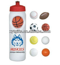 Plasic Wate Bottle With Ball for Students