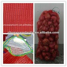 Top Popular fruit and vegetable packaging nets for onions and potatoes/packing fruit and vegetable with OEM service