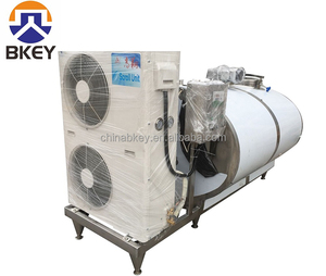 Milk Cooling Machine/Tank Cooler/Milk Cooling Tank for Sale