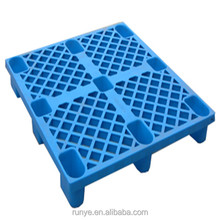 Euro plastic pallet for sale double faced plastic tray for warehouse