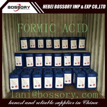 formic acid for poultry industry(10 years professional manufacture)