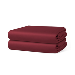 Resistance to Stains, Wrinkles,And Fading Brushed fabric 100% Microfiber Fitted Bed Sheet
