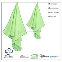 Quick Dry Swim Towel, Microfiber Swimming Towel from China