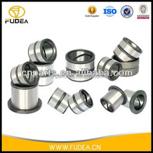 Excavator bucket stainless steel control arm pin bushing