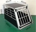 small single door dog cage