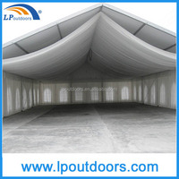 Party tent inner lining ceiling curtain for wedding marquee tent