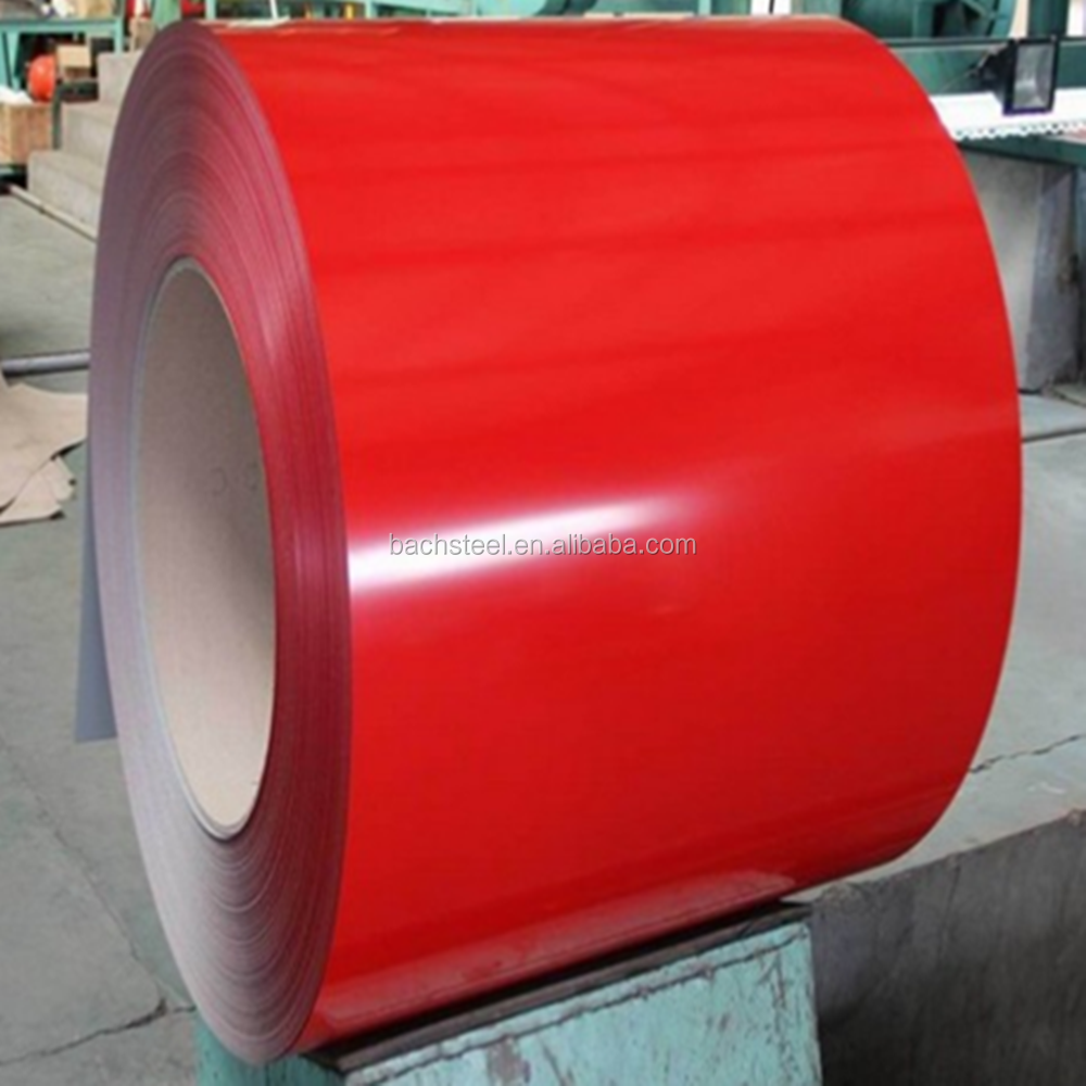 Famous Brand Roofing Sheets Coil From China Tianjin / Prepainted Galvanized Steel Coil Price / PPGI Coil