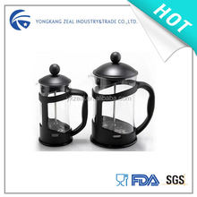 zeal plastic french coffee press