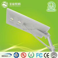 5 years warranty Cree hurricane resistant 60w solar system led street light with high quality