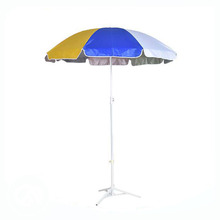 Hot sell custom printed mini large patio sun parasol beach umbrella with wholesale promotional price