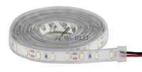 3M tape attached IP65 DC12/24V warm white/cold white 75 LEDs/m samsung smd 5630 led strip