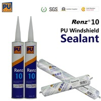 waterproof windshield pustar polyurethane adhesive sealant